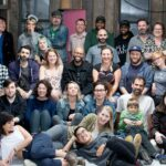 Radio Free Brooklyn Season 5 Group Shot