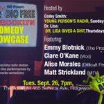 Radio Free Brooklyn Comedy Showcase